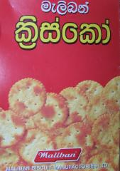 Cracker box in Sri Lanka