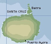 Click on the map to get an overview of our Galapagos visit